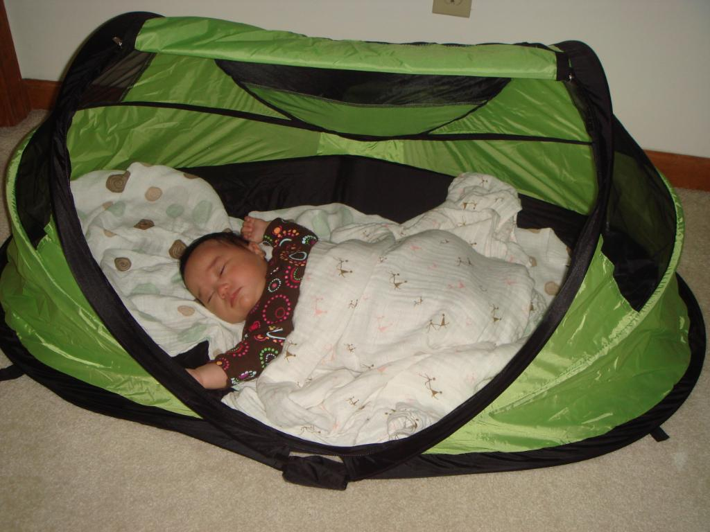 PeaPod pop-up portable kid-bed -- tensegrity for your toddler / Boing Boing & PeaPod pop-up portable kid-bed -- tensegrity for your toddler ...