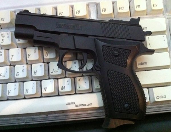 Realistic Quot Toy Quot Gun Found In Sandbox Boing Boing