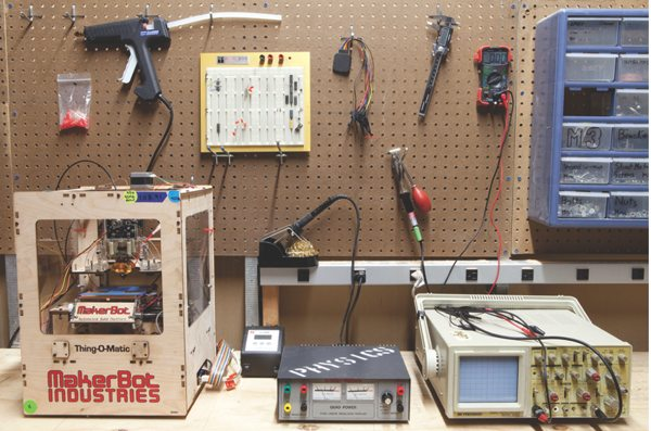Diy Electronics Repair Workbench : My workbench hacks pinterest electronic