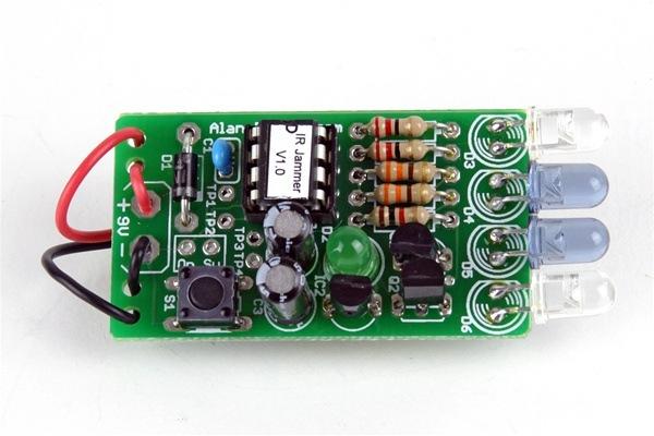 Diy cell phone jammer kit - diy phone jammer instructions