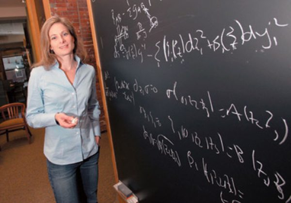 Lisa Randall on extra dimensions, the Large Hadron ...