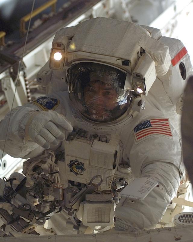 Five questions with astronaut Rex Walheim - Boing Boing