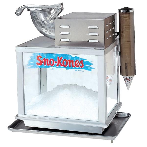 snow cone machine for