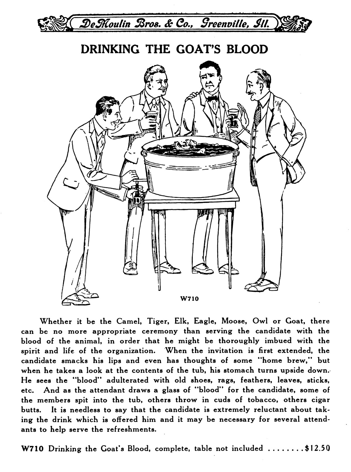 Ritual America: Secret Brotherhoods and Their Influence on