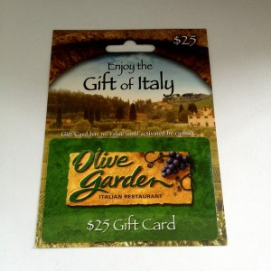 The Grand Forks Herald Reviews The New Olive Garden In