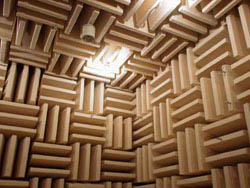 World S Quietest Room Decibels