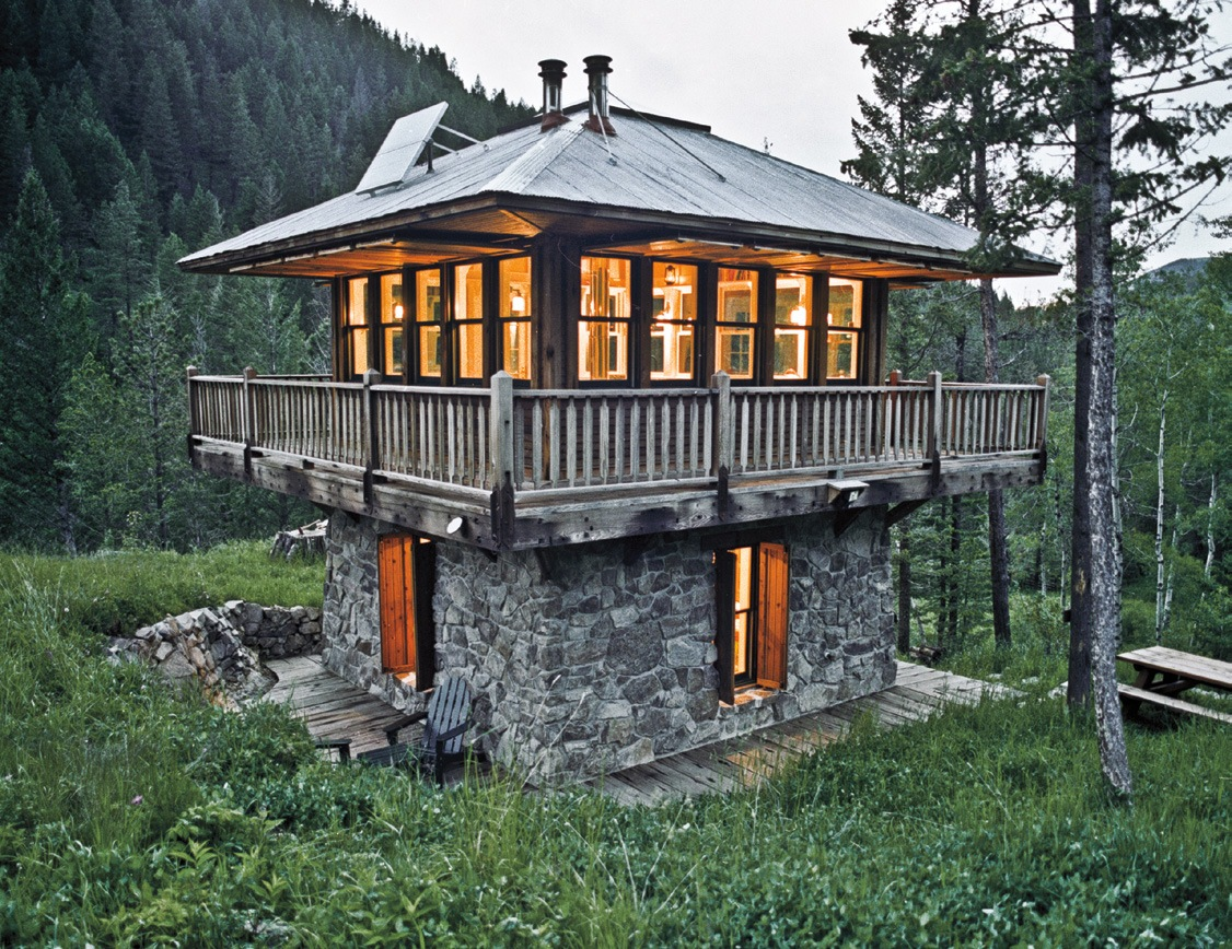 tiny homes by lloyd kahn exclusive image gallery excerpt boing boing - Pictures Of Tiny Houses