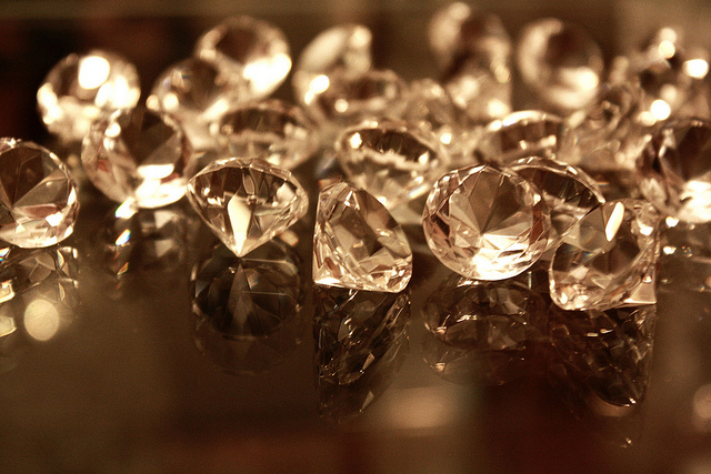 How Do Diamonds Really Form (Not From Coal )