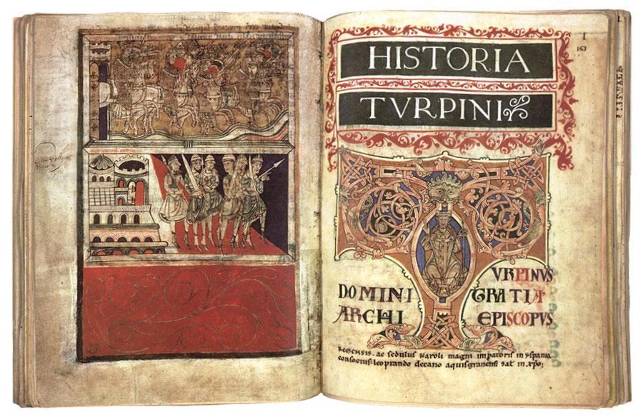 The Codex Calixtinus (12th Century) | Melanie Spiller and ...