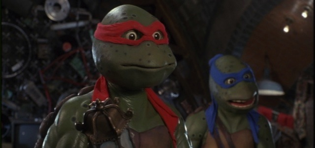 internet uncovers  horrible ninja turtles bullet   dodged boing boing