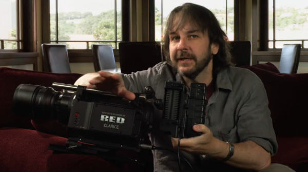 Peter Jackson puts the idea of directing an episode of Doctor Who into everyone's head, everyone dies