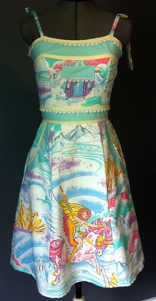 Clothes Made From Vintage Kids Sheets Boing Boing