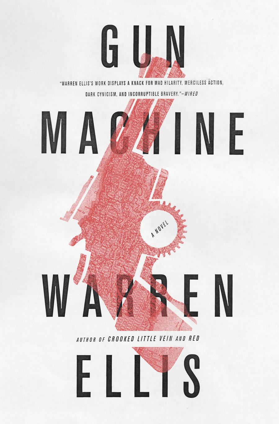 warren machine