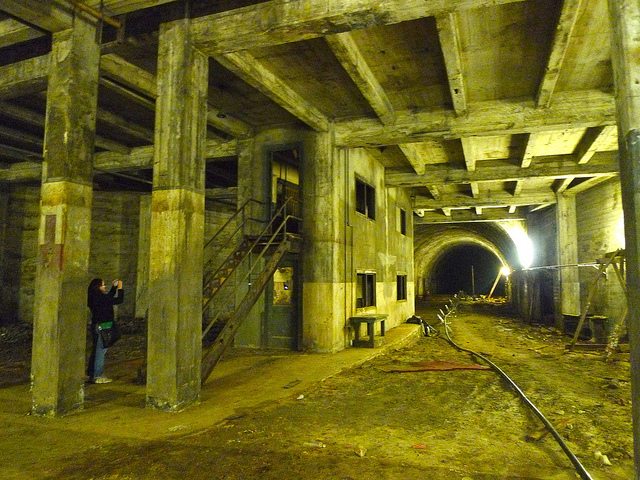 Inside L A S Lost Subway Boing Boing