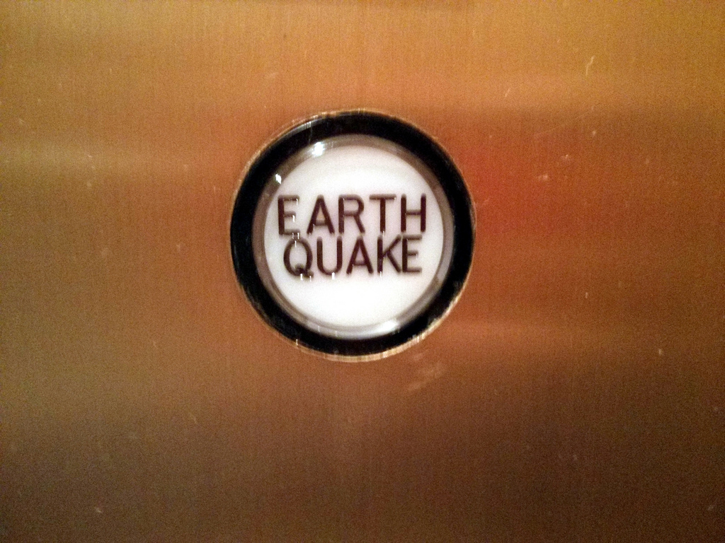 Earthquake Causing Elevator Discovered In Seattle Sheraton