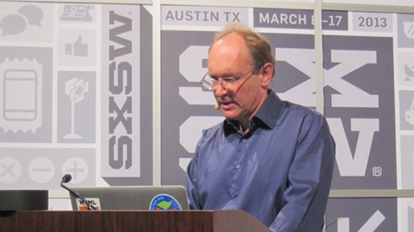 Tim Berners-Lee: The Web needs to stay open, but DRM is fine by me