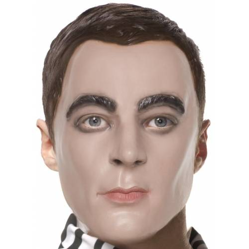 May The 4th Be With You Sheldon Cooper: Sheldon Cooper Mask / Boing Boing