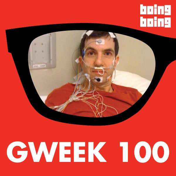 Gweek 100: A.J. Jacobs, extreme self-experimenter