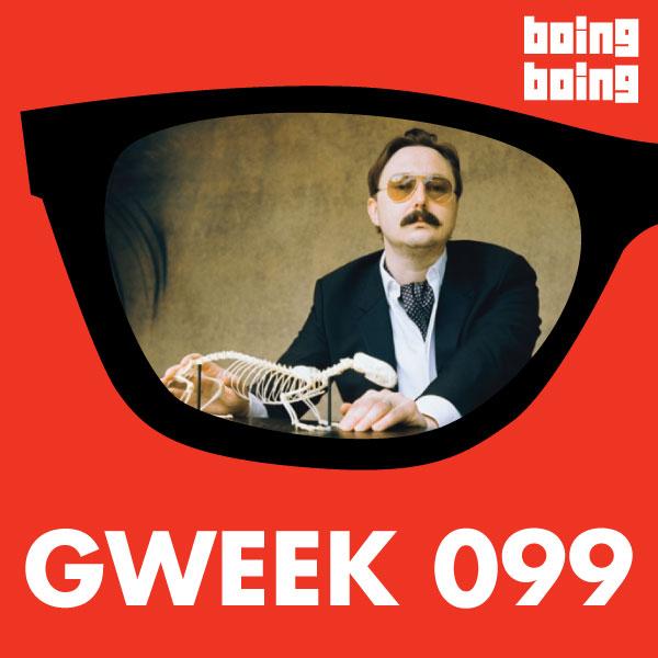 Gweek 099: John Hodgman: Ragnarok (airs tonight6/20/2013)