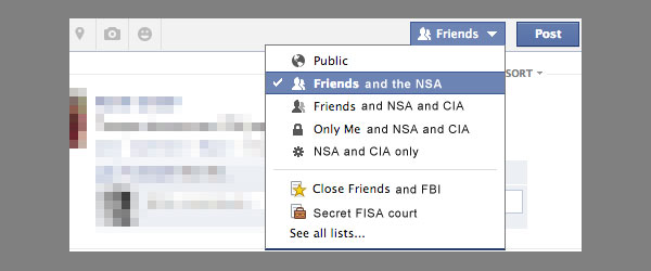 Facebook Releases New Post Nsa Prism Leak Privacy Settings