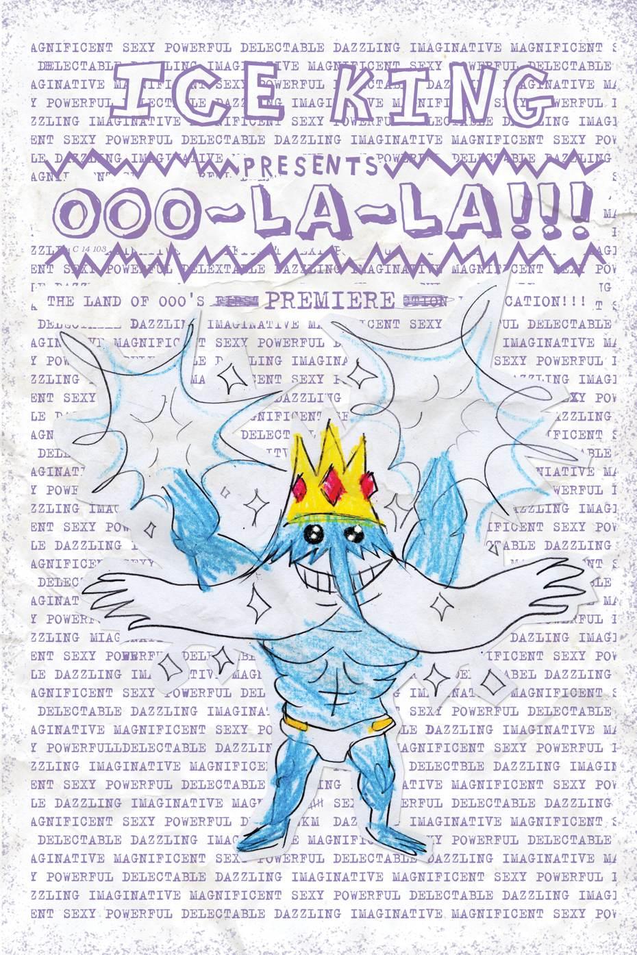 Adventure Time Encyclopaedia - sneak peek