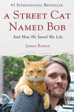 Street Cat Named Bob Attends Award Ceremony