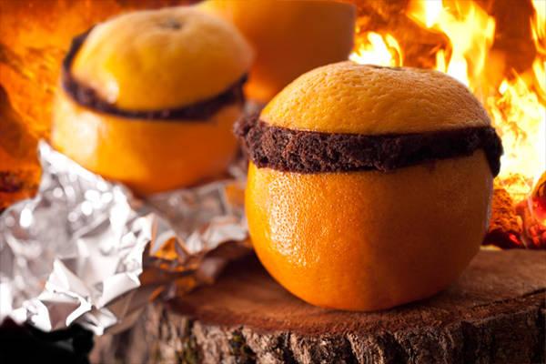 Cakes Chocolat Oranges