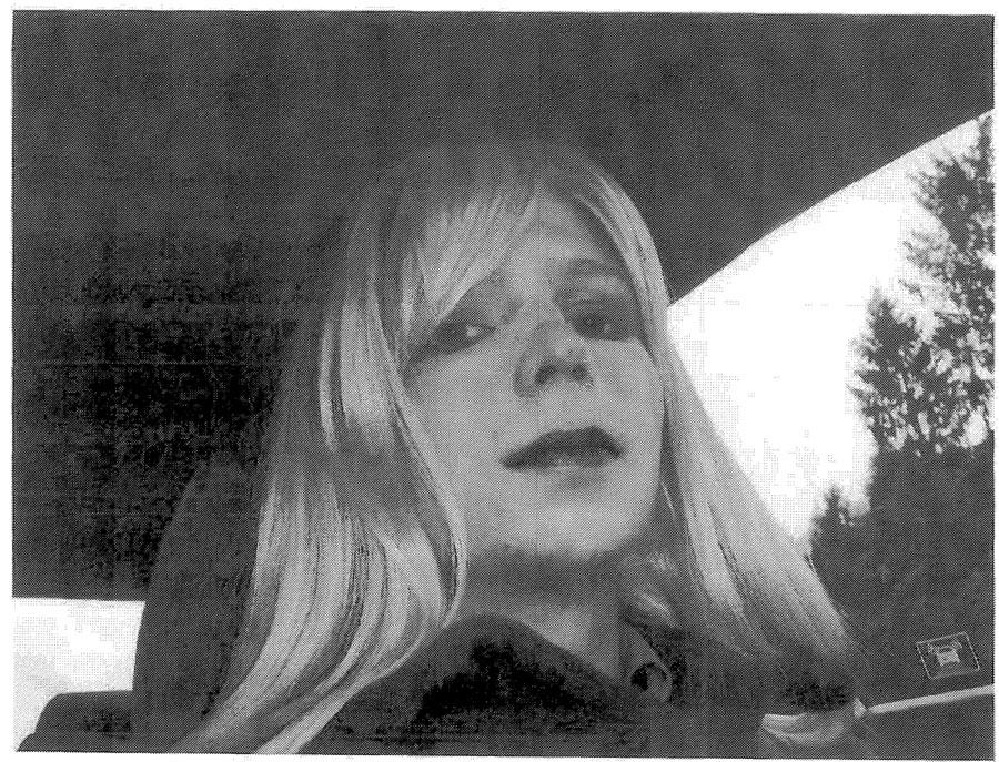 Pfc. Manning transitions gender: 'I amChelsea.'