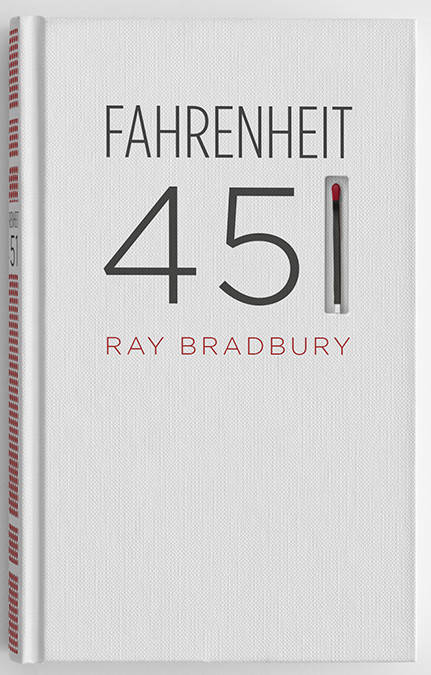 an analysis of the image of fire in fahrenheit 451 by ray bradbury The dystopian novel fahrenheit 451 written by the famous fiction writer ray bradbury in 1953 tells the story of a 30-year-old fireman, guy montag in the beginning, he is a loyal servant of a consumerist society that was encumbered by heavy censorship and a pending war.