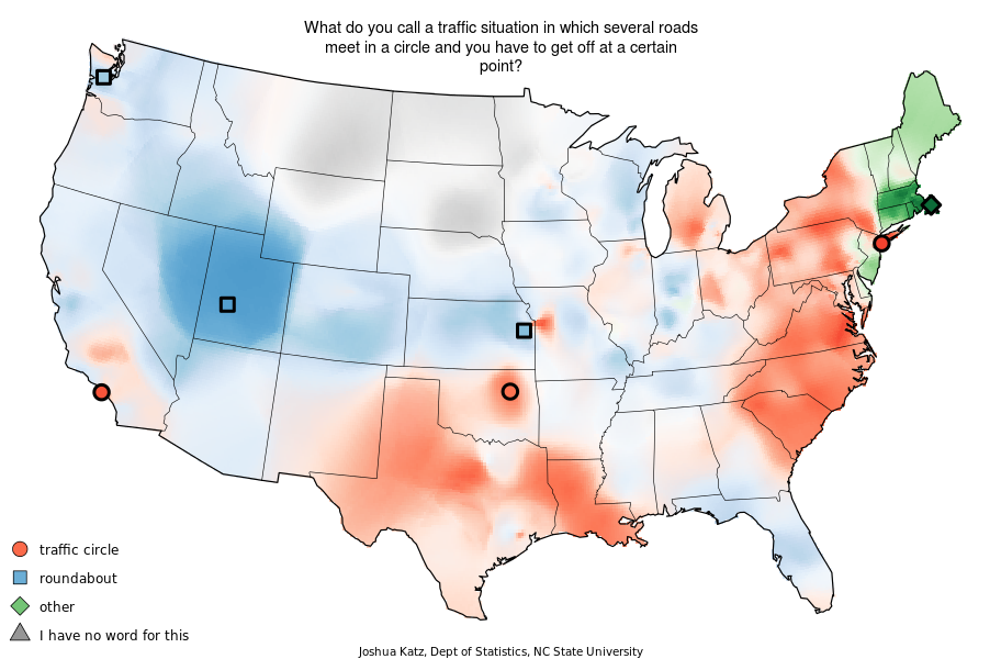 What We Can Learn From Dialect Maps Boing Boing - Us dialect map