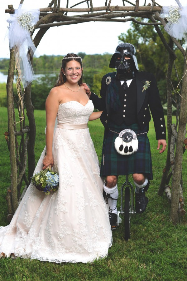 Brian Kidd Is The Unipiper The Unicycling Bagpiper Boing Boing
