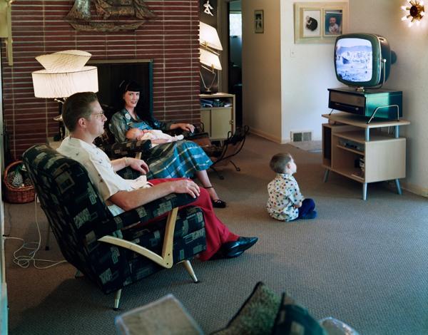 Jennifer Greenburg's photos of people who live like they are in the 1950s