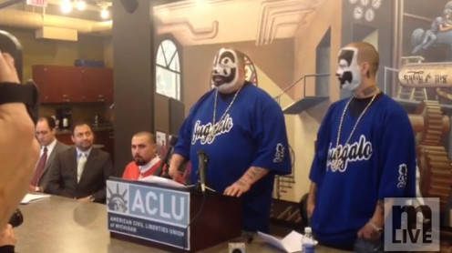 Insane Clown Posse And Aclu Sue Fbi Over Calling Juggalos