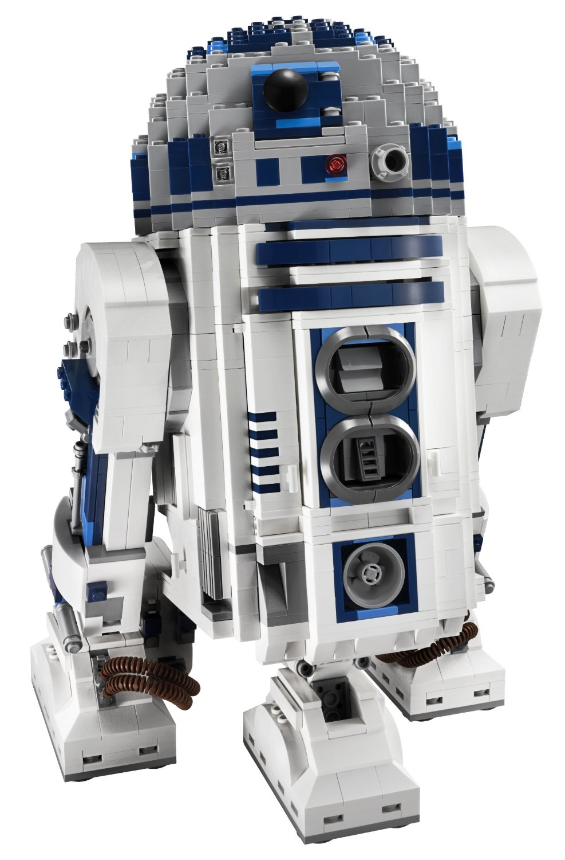 Lego R2d2 Boing Boing