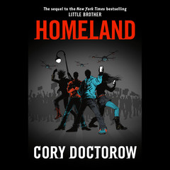 Homeland audiobook, direct from me