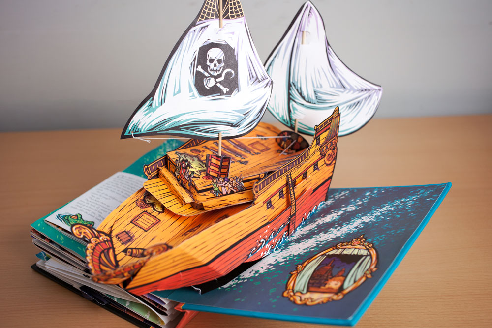 Pop Up Books For Kids Ebay