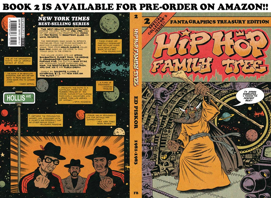 Brain Rot: Hip Hop Family Tree, Newcleus Jam On Revenge