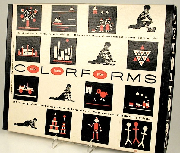 History Of Colorforms Boing Boing