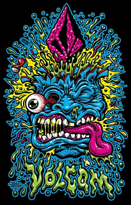 Graphic Designer Skater
