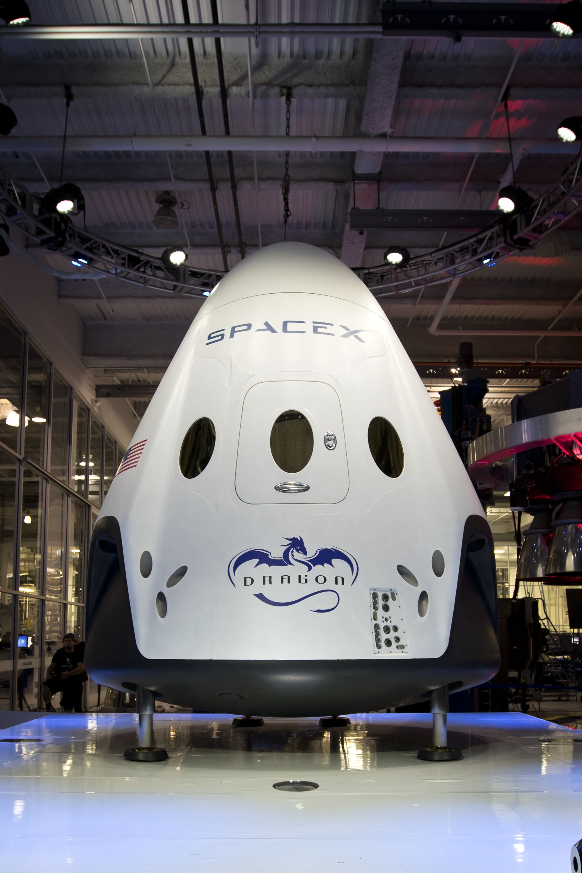 space flight spacex dragon v2 insider - photo #26
