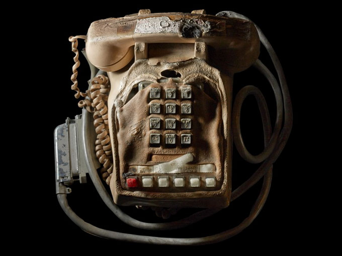 Notable objects in 9/11 museum, and why one reporter was kicked out