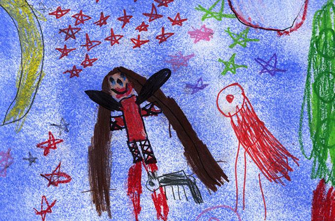 nasa apollo youth art contest - photo #17