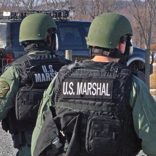 US marshal's deadly detention empire