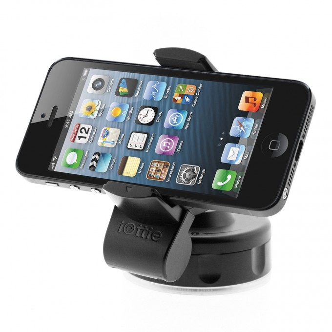 iOttie dashboard mount phone holder