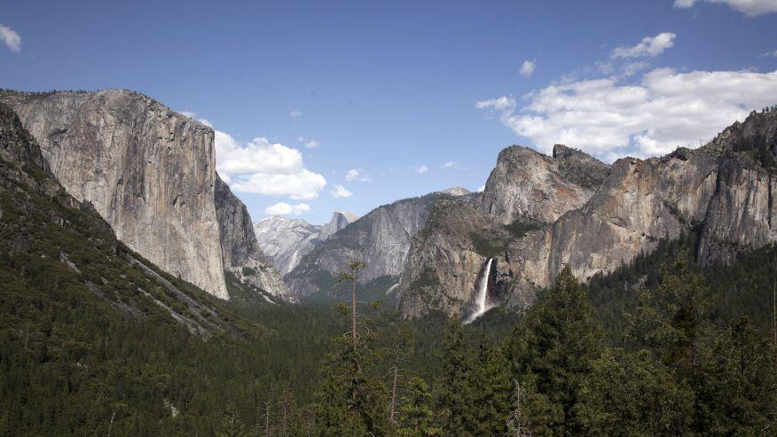 $12,000,000 buys Yosemite's iconic landmarks their names back
