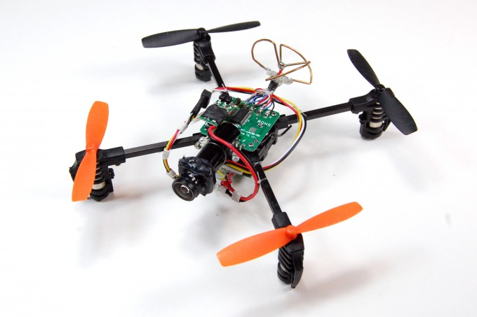 build a micro sized first person view quadcopter boing boing rh boingboing net