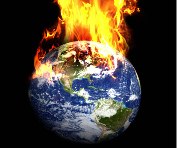 earth-on-fire-global-warming