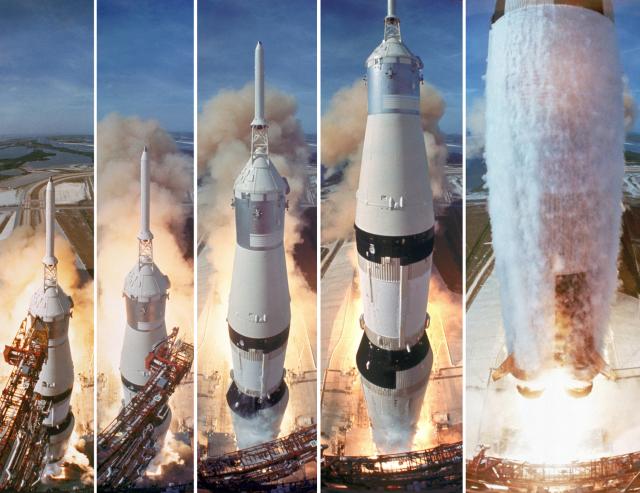 astronauts on saturn - photo #45