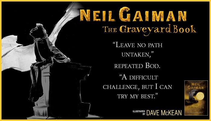 New Commemorative Edition of Neil Gaiman's Newbery Medal Winner THE