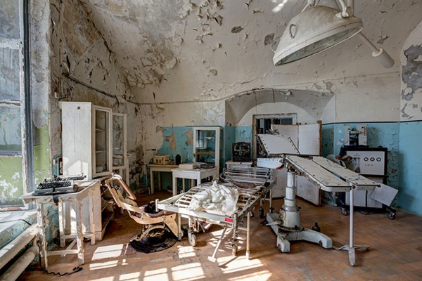 Soviet Ghosts: photographing the abandoned USSR